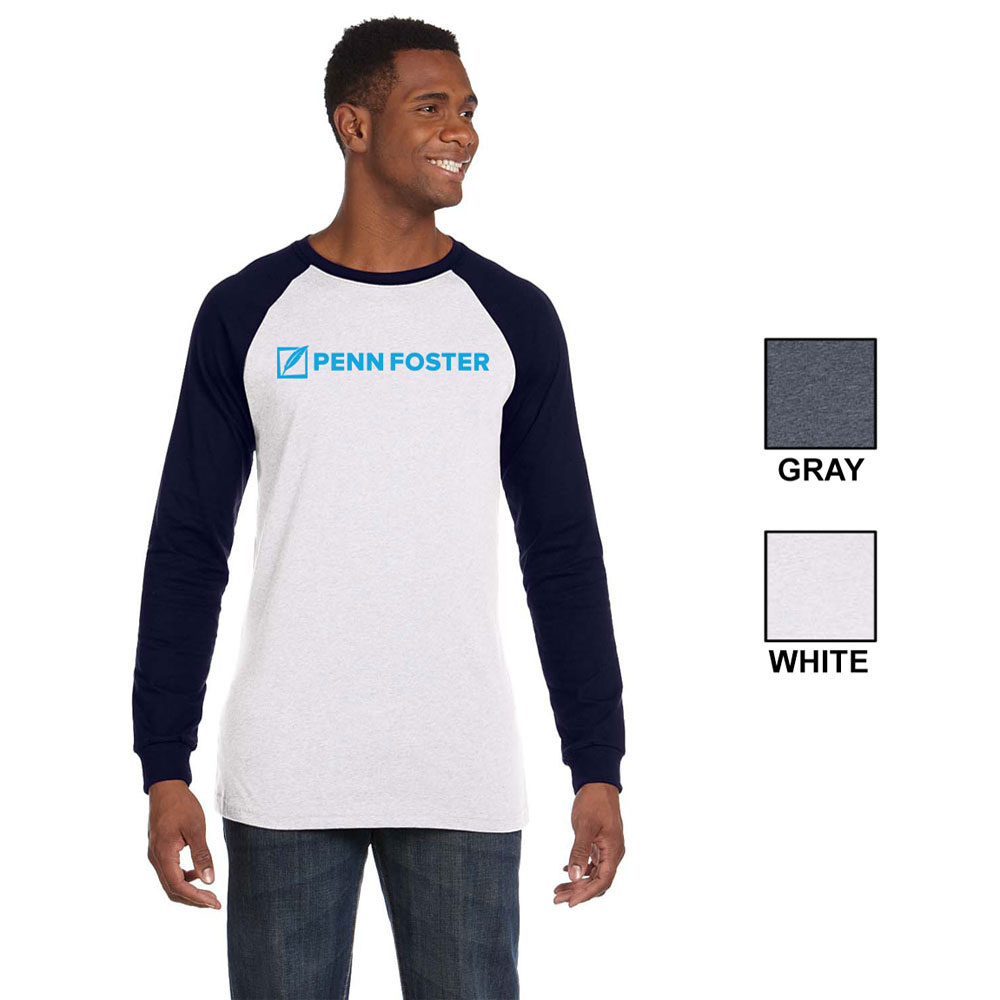 CANVAS MEN'S BASEBALL TEE