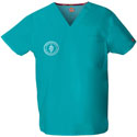 VET TECH SCRUB TOP